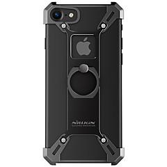 Hoesje voor iphone 7 plus iphone 7 hoesje schokdichte ringhouder bumper hoesje harnas harde metalen voor apple iphone 7 plus iphone 7