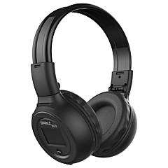 B570 fejpánt vezeték nélküli fejhallgató sík mágneses műanyag sport&Fitnesz fülhallgató mikrofonnal hangerőszabályzó fülhallgatóval