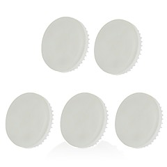 Oświetlenie meblowe LED Ciepła biel Zimna biel Naturalna biel Zawiera żarówkę 5 sztuk
