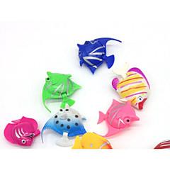 Διακόσμηση Ενυδρείου Τεχνητό ψάρι Πλαστικό