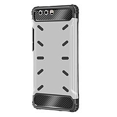 Taske til huawei p9 p10 cover kongen kong serie pc materiale split anti-drop rustning telefon taske til huawei p10 plus