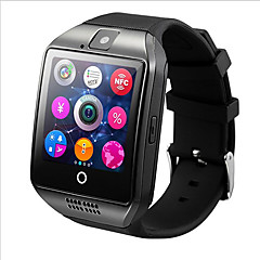 q18 smartwatch τηλέφωνο mtk6261 2.5d οθόνη bluetooth 3.0 nfc ενσωματωμένη λειτουργία φωτογραφικής μηχανής μουσική anti-lost