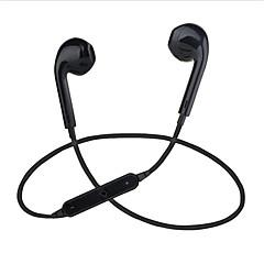 s6 σε ακουστικά ενσύρματα ακουστικά ηλεκτροστατικό πλαστικό αθλητισμό&ακουστικό fitness με ακουστικά μικροφώνου