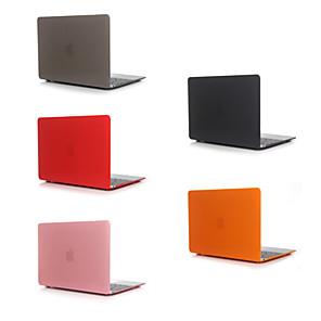 MacBook Custodia Transparente PVC per Per Nuovo MacBook Pro 15'' / Per Nuovo MacBook Pro 13'' / MacBook Pro 15 pollici