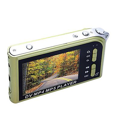 youtube-cámara de vídeo de la cámara friendlydigital con MP3, MP4 y MP5 nes función de juego de radio (dce1003)