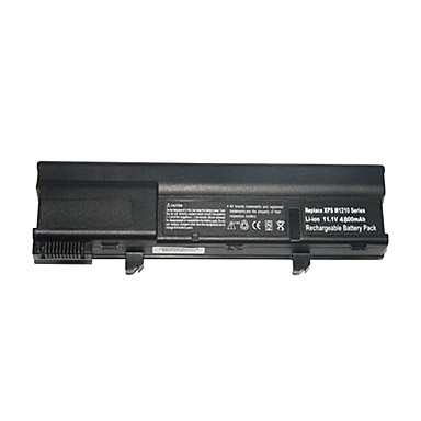 Replacement Laptop Battery GSD1211 for Dell XPS M1210 (11.1V 4800mAh)