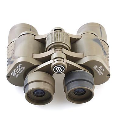 le mystère des jumelles 8x40 travail de nuit 366ft/1000yds, camouflage