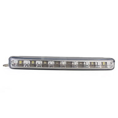 8 led dagrijverlichting wit 211932 2017 for Led autolampen