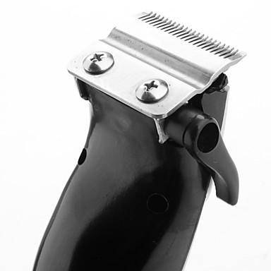 haute qualité des cheveux clipper ensemble (argenté et noir)