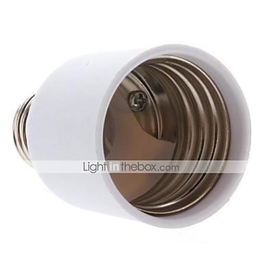 e27 e40 e40 ampoules lectriques adaptateur de 422143 2017. Black Bedroom Furniture Sets. Home Design Ideas