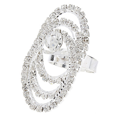 Annular Rings Jewelry