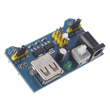 Módulo de alimentación para protoboard