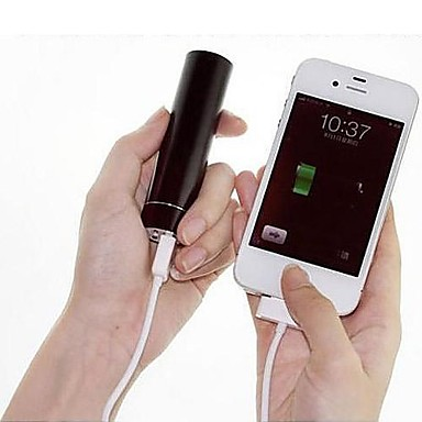 Portable 2200mAh Mobile Power Bank External Battery for iphone 6/6 plus/5/5S/Samsung S4/S5/Note2