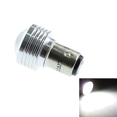 1142 ba15d 3w 3cob 220 260lm 6500 7500k wit licht led for Led autolampen