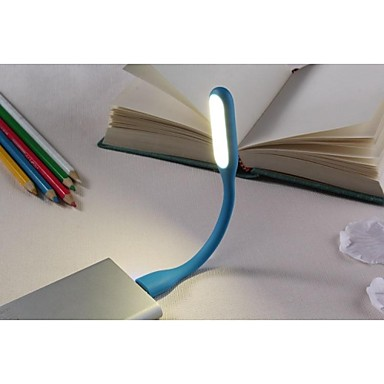 1.2W Portable USB LED Light Flexible USB Powered LED Lamp for Laptops PC Notebooks
