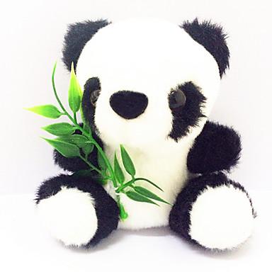 1PCS Cute Panda Style Plush Doll Toy(10x7x5.5cm)