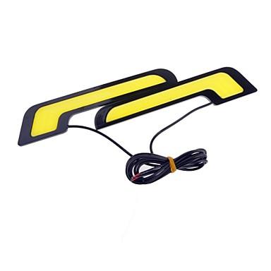Fari da giorno - Auto/SUV/Trattore/Off-Road/Ingegneria Car - LED - Impermeabi...