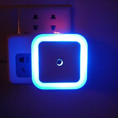 Square Halo Light Control Creative Energy Saving Led Night