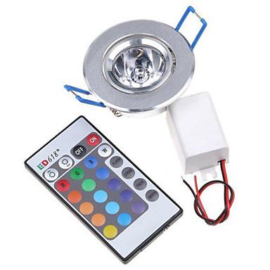 3w luces de techo luces empotradas 1 led de alta potencia - Luces empotradas techo ...