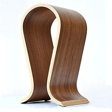 Hot sale fashionable wooden u shaped headphone display stand headphones holder 2813090 2017 - Wooden headphone holder ...