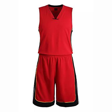 Sportswear Youth Basketball Uniform Custom Basketball Uniforms 100% Polyester