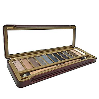 12 palette de fard paupi res mat lueur fard paupi res palette poudre normal maquillage. Black Bedroom Furniture Sets. Home Design Ideas