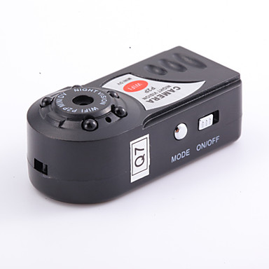 Mini DV PQ7 Camera WIFI Support 32G TF Web