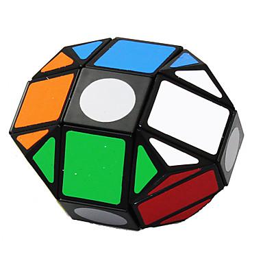LanLan Magic Cube Alien Professional Level Smooth Speed Cube Black Smooth Sticker / Anti-pop Plastic Toys