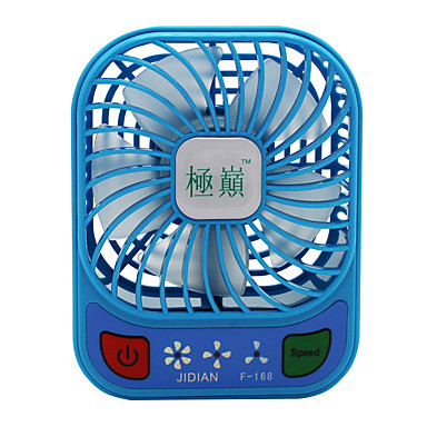 Jidian f168 fan usb mini chargeur petit ventilateur table de dortoir portable - Petit ventilateur de bureau ...
