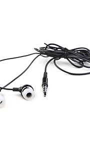 sostituzione stereo auricolari in-ear per iPhone (jack da 3,5 mm / nero)
