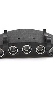 LED Lommelygter / Hovedlygter LED 1 Tilstand 50 Lumens Super Let / Komapkt Størrelse / Lille størrelse Andre CR2032 Andre , Sort