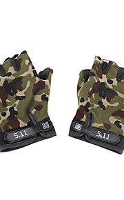 5.11 Half-Finger High-Performance Polyester Gloves