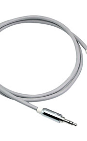 montowanych 3,5 mm Interfejs aux kabel iPhone, iPad (1 m)