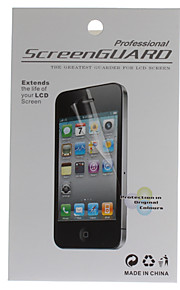 Beskyttende Clear Screen Protector med Rengøringsklud for iTouch 5