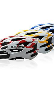 inbike series nový stylový eps materiál na kole přilba s 28 otvory a odnímatelnou sluneční clonu