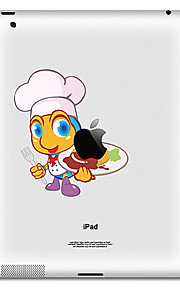 Cook Design Protective Sticker for iPad 1, iPad 2 ,iPad 3 and The New iPad
