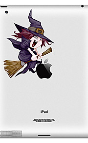 Witch Sticker Motivo di protezione per iPad 1, iPad 2, iPad 3 e il nuovo iPad