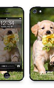 """Da Kode ™ Skin for iPhone 4/4S: """"Labrador Retriever Puppy"""" (Animals Series)"""