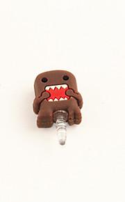 Joyland Cartoon Big Mouth Monster Rubber Anti-Dust Earphone Jack