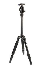 Sirui kamera stativ T-005 med kuglehoved (sort)