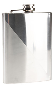 Stainless Steel Silver Outdoor Mini Flagon(8 oz)