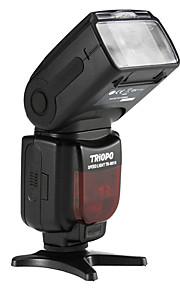 "TRIOPO TR-981N Automático Zoom 2.1 ""LCD Speedlit w / 1 LED para câmaras SLR da Nikon"