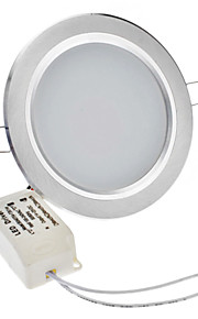 "3.5 ""6W 36x2835SMD 370-400LM 5800-6500K Natural White Light LED Ceiling Bulb (110-240V)"