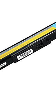 7800mAh ersättare laptop batteri för IBM ThinkPad x200 + C58 - svart