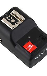 Wansen 3 receptores sem fio de disparo Flash