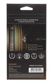 Två stycken Packade BUFF Ultimate Shock Guard Absorption Skärm med Mikrofiberduk för iPhone 5/5S/5C