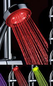 Moderne Hånddusj Krom Trekk for  LED , dusjhode