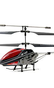 2.4G 3.5CH Metal Helikopter med gyro (assorteret farve)