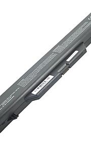 5200mAh Laptop batteri för HP ProBook 4510s 4515s 4710s HSTNN-1B1D HSTNN-OB89 HSTNN-XB89 - Svart
