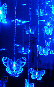2M LED cadena Luz de la Navidad Luz de ventana de luz decorativos